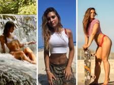 Une kitesurfeuse belge invitée sur la chaîne américaine Playboy TV
