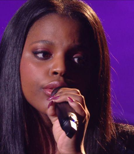 """La Belge Mentissa Aziza accède à la finale de """"The Voice France"""": """"Un rêve d'enfant"""""""