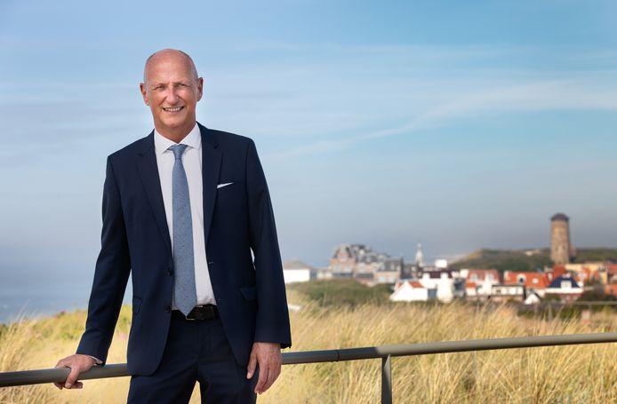 Burgemeester Rob van der Zwaag