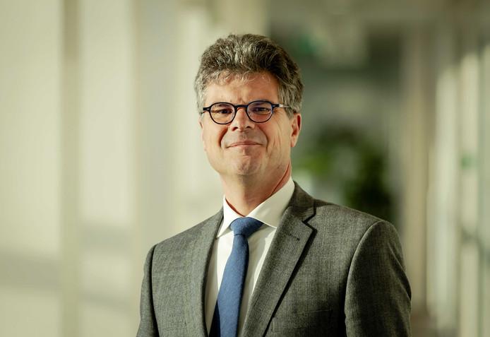 Hans Oosters, commissaris van de Koning van de provincie Utrecht.