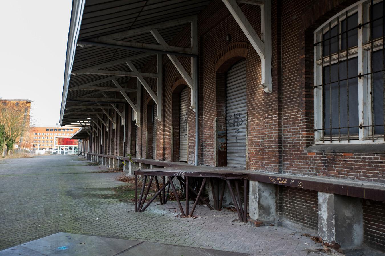 Oude fabriekshal van Van Gend en Loos, Helmond