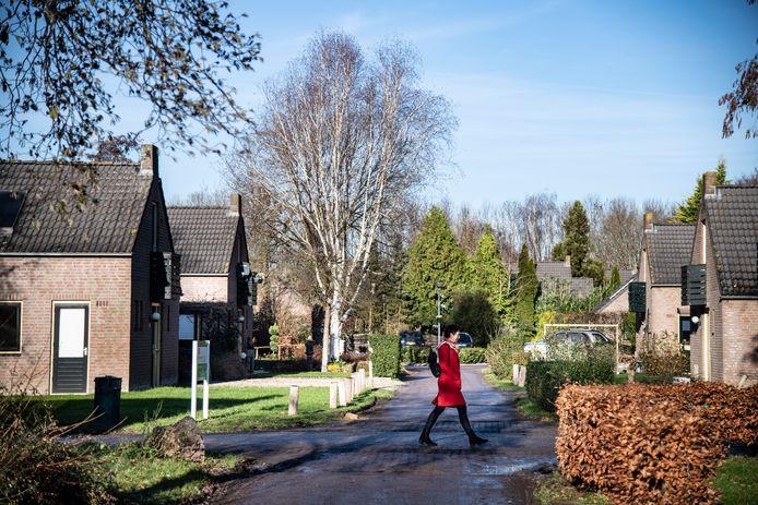 Vakantiepark De Groene Heuvels, dat tegenwoordig 't Broeckhuys heet.