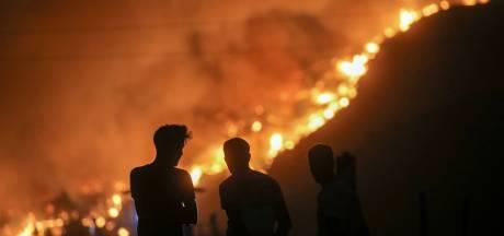 Aussitôt maitrisé, un nouvel incendie se déclare autour de la centrale thermique en Turquie