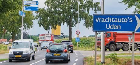 Rondweg Volkel gaat parallel aan Zeelandsedijk lopen