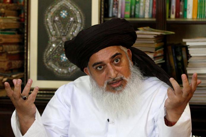 Ook Khadim Hussain Rizvi, leider van de radicale islamitische partij Tehreek-e-Labbaik (TLP), wordt vervolgd.