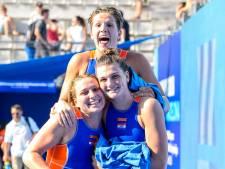 Waterpolosters na thriller tegen titelverdediger Hongarije naar finale EK