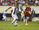 Leandro Fernandes in actie tegen Bayern tijdens de International Champions Cup.