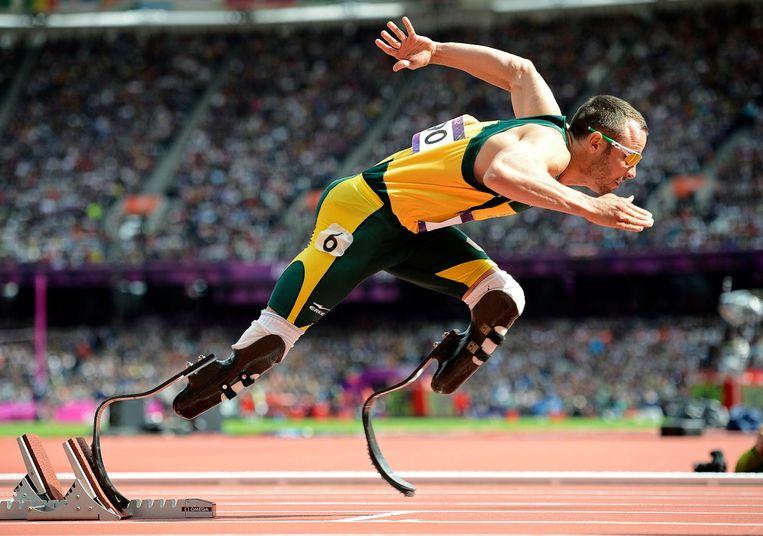 Oscar Pistorius Beeld null