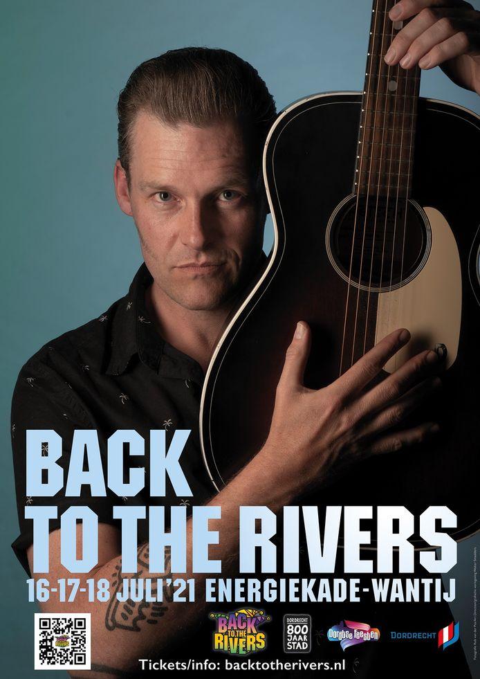 Maarten Teekens schreef de titelsong voor Back to the Rivers.