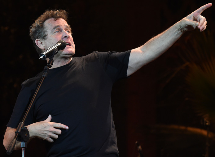 Johnny Clegg en 2014.