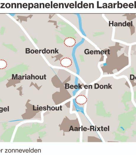 Vier kansrijke zonnepanelenprojecten in Laarbeek