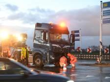 N11 van Bodegraven richting Leiden weer vrij na ongeval