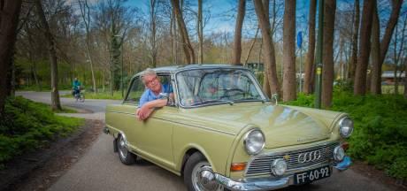 Henks DKW doet oude tijden herleven: 'Mijn eerste kocht ik voor 850 gulden'
