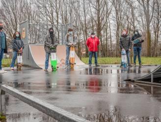 """Jongsocialisten voeren actie aan skatepark dat moet verhuizen: """"Onze jongeren moeten dringend meer inspraak krijgen"""""""