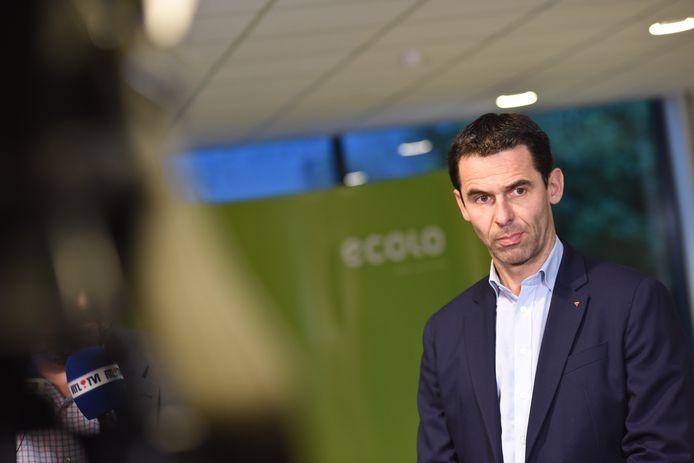 Jean-Marc Nollet, co-président d'Ecolo.