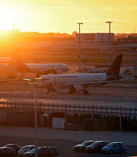 Brussels Airport a accueilli 80% de passagers en moins durant l'été