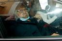 De grondlegger van de Vijfsterrenbeweging, Beppe Grillo.