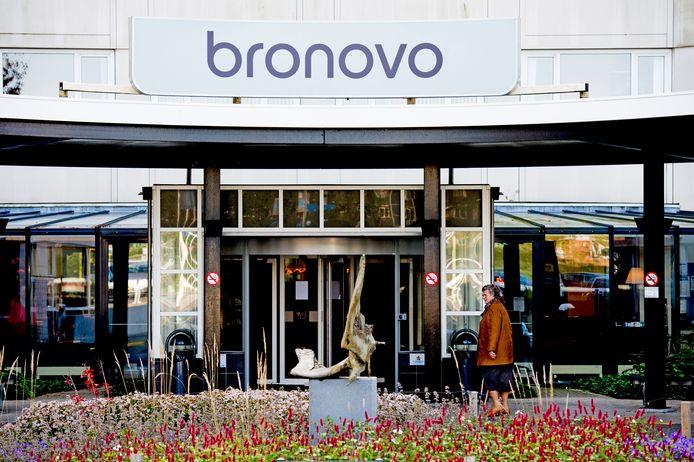 Het ziekenhuis Bronovo.