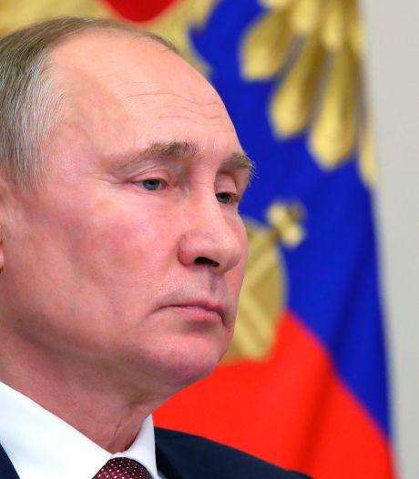 """Poutine ordonne une vaccination massive en Russie """"à partir de la semaine prochaine"""""""
