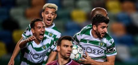 Sporting 19 jaar na goals van Jardel eindelijk weer de beste van Portugal
