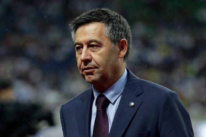 Josep Bartomeu a été libéré, mais les ennuis de l'ancien président Barça ne sont pas terminés.