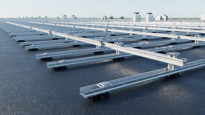 Het nieuwste montagesysteem voor zonnepanelen waarmee Esdec de positie op de wereldmarkt wil verstevigen.