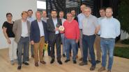 Eerste BIE-trofee gaat naar Deceuninck
