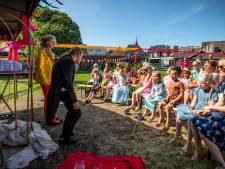 Prinsessen en ridders in de schijnwerpers op Paltivalfestival in Oldenzaal