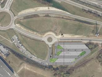 Infrastructuurwerken voor aanleg vrachtwagenparking in Tongeren-Oost starten vrijdag