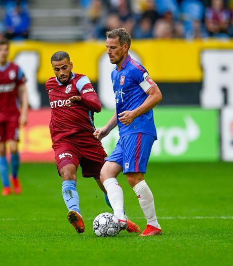 FC Twente heeft routinier Wout Brama nog altijd nodig: 'Dat moet de trainer maar zeggen'