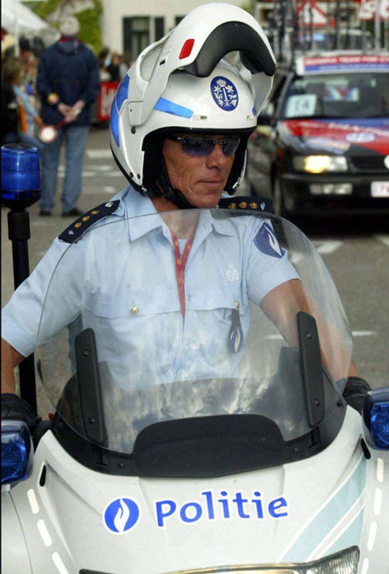 Hoofdcommissaris De Smedt. Beeld PHOTO_NEWS