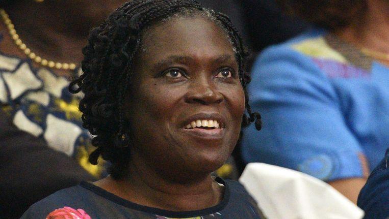 Simone Gbagbo Beeld AFP