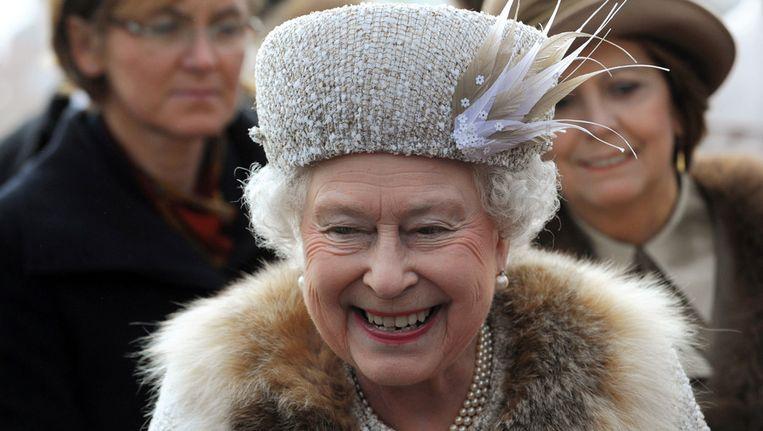 Koningin Elisabeth. Beeld afp