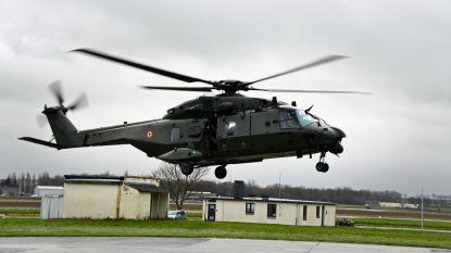 Twee NH90-helikopters binnenkort opnieuw beschikbaar voor reddingen op zee