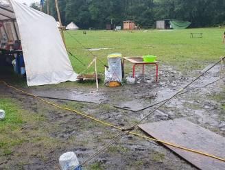 Scoutskamp valt in het water : 41 kinderen keren vervroegd terug van Limburgs kamp