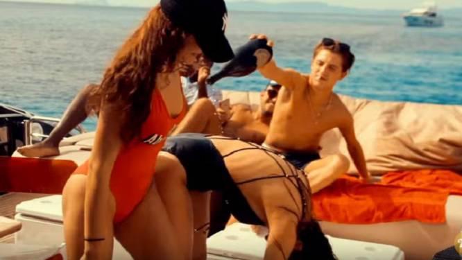 Lil Kleine smijt met geld op Ibiza: 20.000 euro in 1 dag