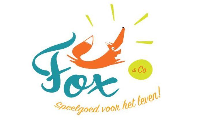 het logo van Fox & Co