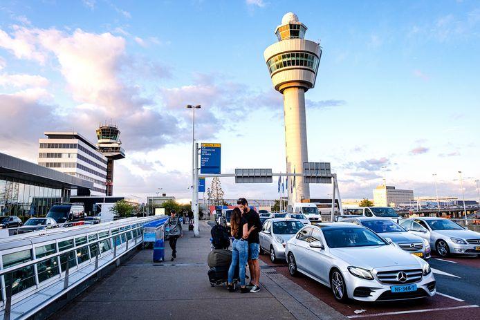 Schiphol, foto ter illustratie.