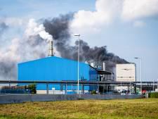 Gemist? Grote brand in fabriek Vondelingenweg en demonstranten besmeuren H&M op Lijnbaan