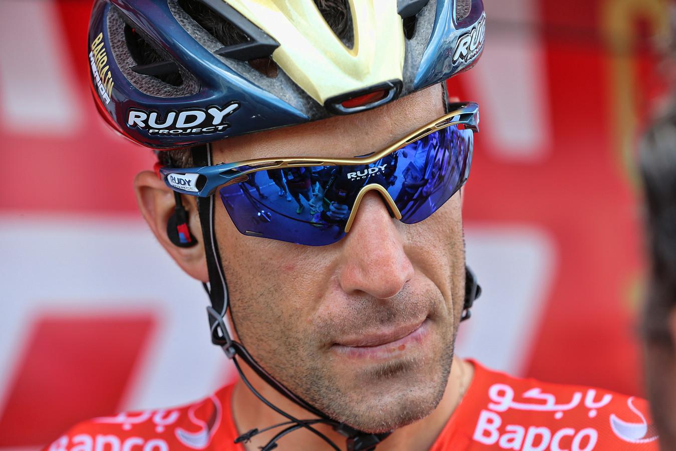 Mžr de Bretagne GuerlŽdan - France - wielrennen - cycling - cyclisme - radsport -  Vincenzo Nibali (ITA - Bahrain - Merida)  pictured during the 105th Tour de France - stage - 5 from Brest to Mžr de Bretagne GuerlŽdan - 181KM - photo IB/LB/RB/Cor Vos © 2018