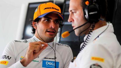 McLaren ook volgend jaar met Norris en Sainz