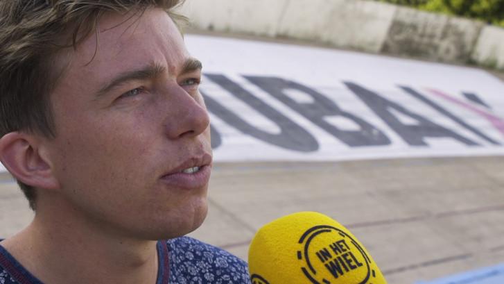 'Dit was typisch wielrennen, duizenden verhalen'