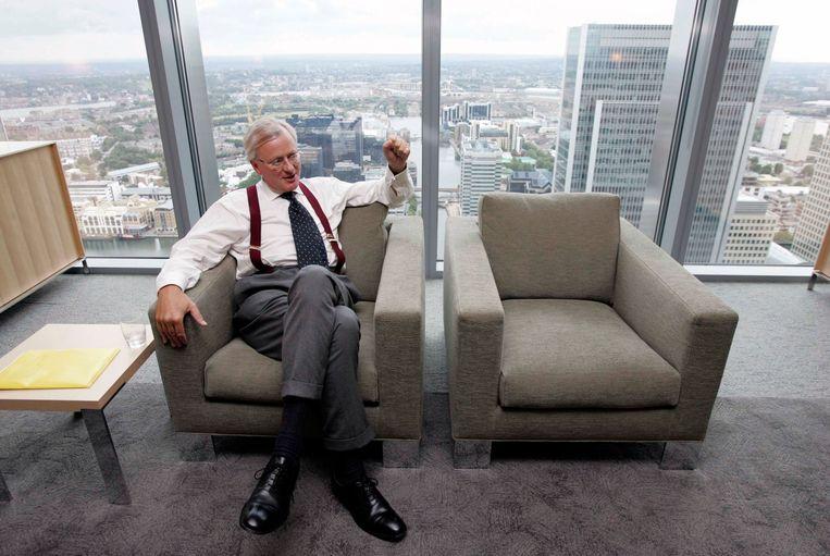 John Varley van Barclay Banks. Beeld Photo News