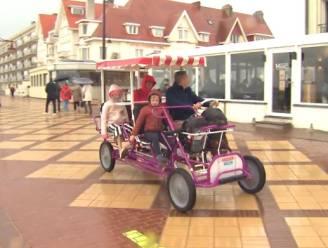Toeristische sector tevreden over verlengd weekend: aan zee evenveel toeristen als in normaal jaar