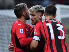 Petit pont, assist: le numéro d'Alexis Saelemaekers avec le Milan AC