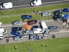 Forse daling aantal verkeersongevallen