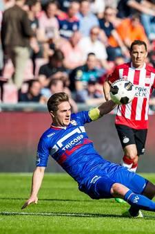 Jordens Peters: merkwaardig seizoen met Willem II