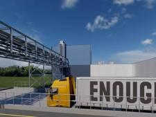 Vegetarische kipnuggets van schimmels? Enough BV bouwt de grootste proteïnefabriek ter wereld in Sas van Gent