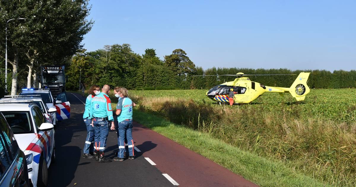 Jongen van 13 uit Reimerswaal ernstig gewond geraakt bij fietsongeval Waarde.