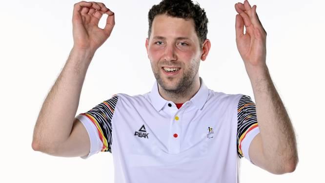 Peltenaar Rob Eijssen als 'Belgian Bull' naar Paralympische Spelen